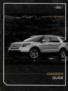 2011 Ford Explorer Owners Manual User Guide