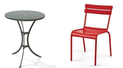 target cafe table and chairs 10 easy pieces outdoor bistro table and chair sets