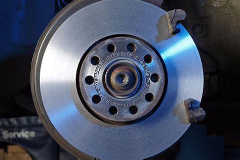 bremsscheiben reparieren autobildde