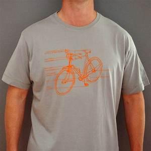 Bike Diagram T Shirt By Stabo