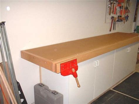 workbench  feet long finewoodworking