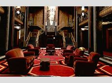 Behind the scenes of American Horror Story's creepy Hotel