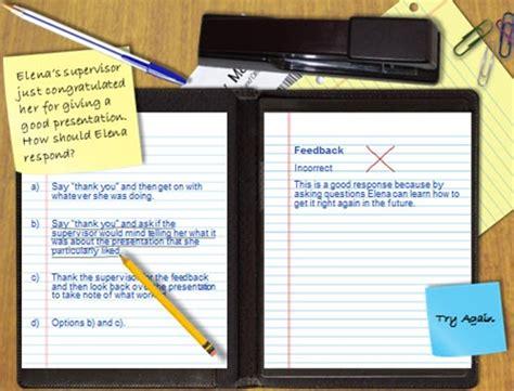 notebook powerpoint elearning template elearningart