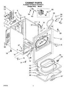 Kitchenaid Parts Dryer by Parts For Kitchenaid Keys750lq1 Dryer Appliancepartspros