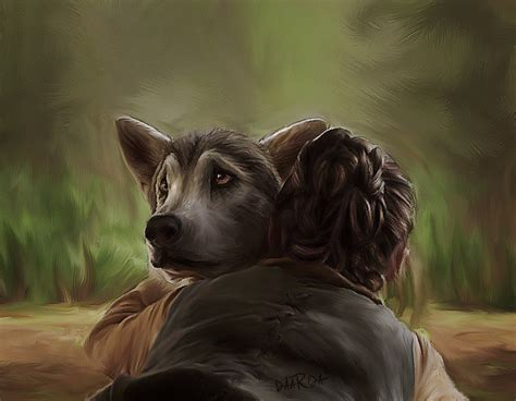Nymeria Direwolf A Wiki Of Ice And Fire