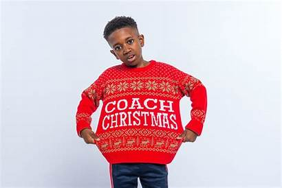 Jumper Christmas Coach Jumpers Days Heat Fundraising