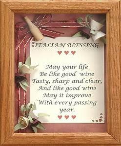 Pictures Italian Wedding Blessings, - Daily Quotes About Love