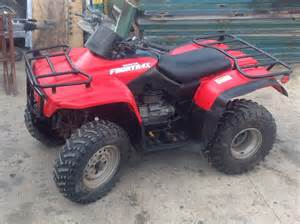 Honda Big Red 250 ATV