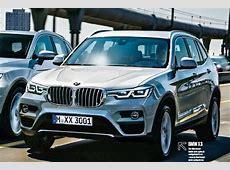 2017 BMW G01 X3 Spied Testing Next to Porsche Macan – Video