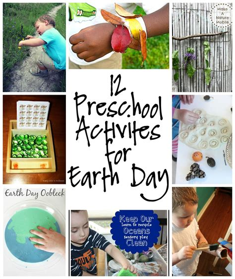 12 preschool activities for earth day all about the earth 844 | 2a8b8d9c95585b2cd45179067c5d2ae9
