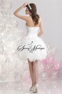 Robe Simple Mariage : robe de mari e simple courte pas cher id es et d 39 inspiration sur le mariage ~ Preciouscoupons.com Idées de Décoration