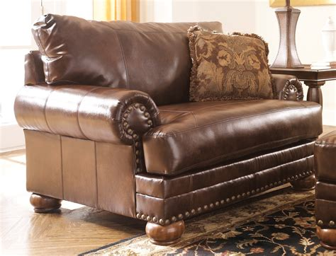 ashley reclining sofa reviews sofas old living sofas design with durablend leather