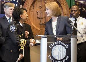 Department Of Homeless Services Police Best Back In Running For Seattle Police Chief As 1