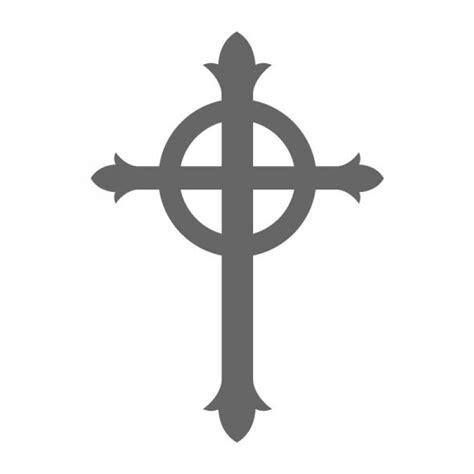 celtic cross stencil craftcutscom