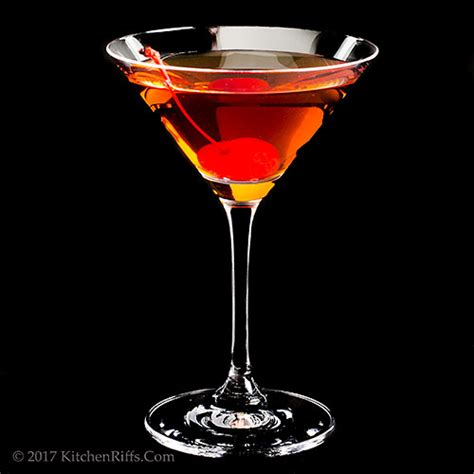 rob roy cocktail kitchen riffs the rob roy cocktail