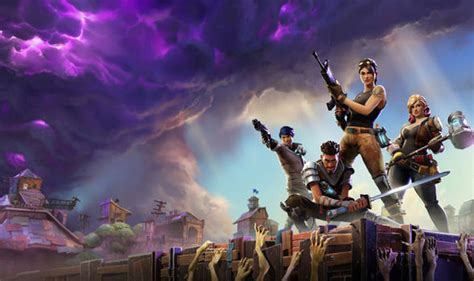 how to fortnite on mac pc xbox and ps4 free gaming entertainment express co uk