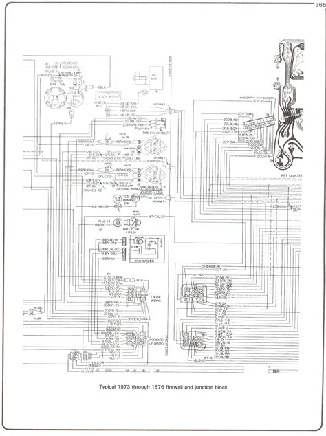 73 87 chevy truck wiring diagrams autos post