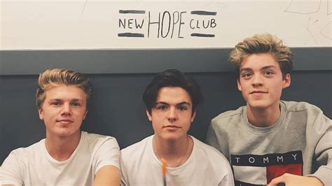 Check Out This Song By New Hope Club Called Tiger Feet
