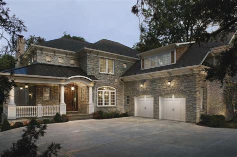 images house garage clopay 174 adds high r value polyurethane insulation option