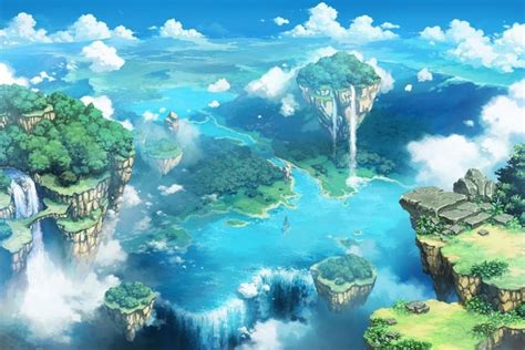 Anime Scenery Wallpaper - anime scenery wallpaper 183 free awesome