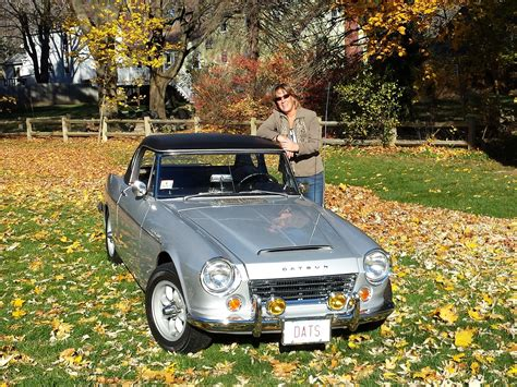 66 Datsun Roadster by Post Intervention And A 1966 Datsun 1600