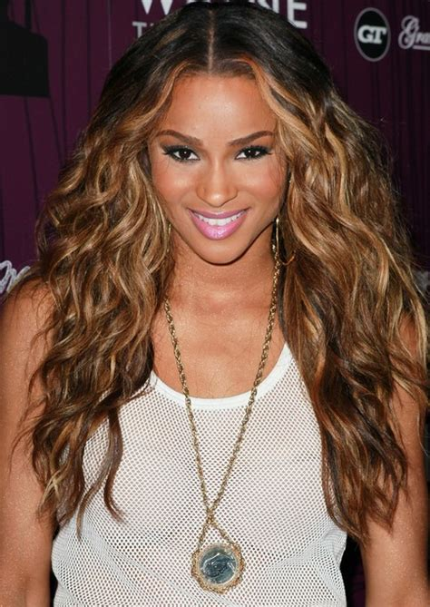 Ciara Curly Hairstyles by 22 Ciara Hairstyles Ciara Hair Pictures Pretty Designs