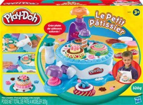 pate a modeler cuisine coffret pâte à modeler petit déjeuner pay doh idée cadeau