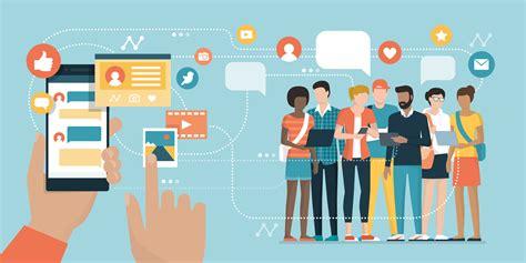 ideas   social media interactions  market