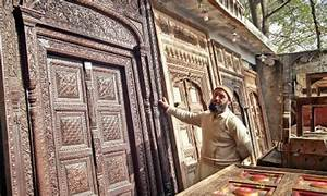 Carved in wood, forgotten by time - Newspaper - DAWN COM