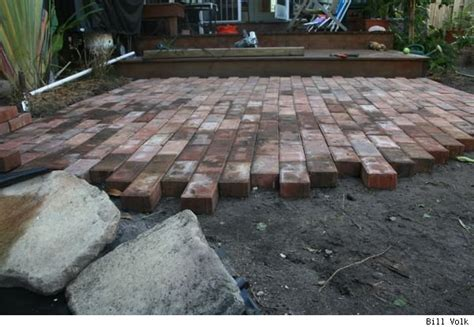 unique building a patio with pavers 2 how to build patio