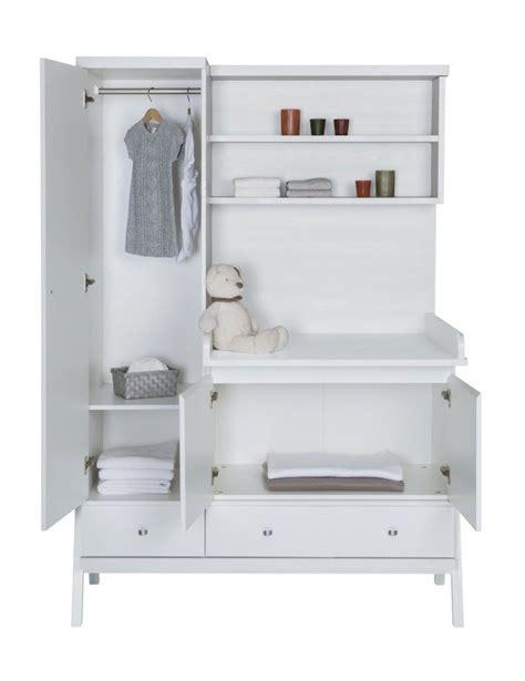 chambre lit blanc chambre duo blanc lit 60x120 armoire schardt bambinou