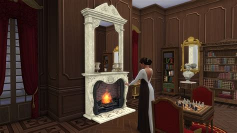 sims  updates page    custom content