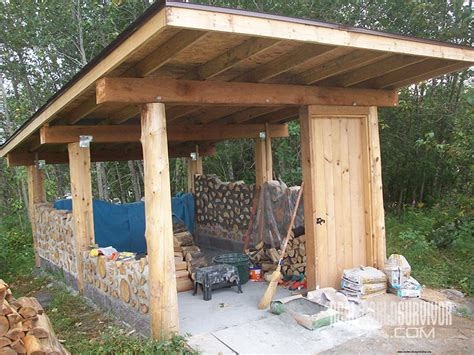 Build Your Own Budget-friendly Cordwood Cottage