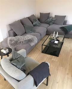 Graue Wand Wohnzimmer : interessant wohnzimmer graue wand gedanken sammlung getcertifiednw ist eine gro e wohnm bel ~ Indierocktalk.com Haus und Dekorationen