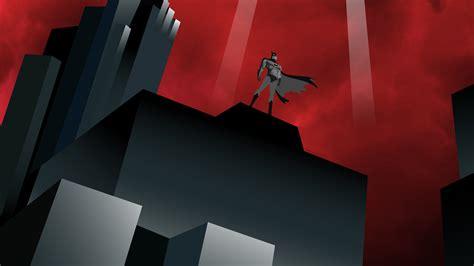 Batman The Animated Series Wallpaper - batman the animated series 5k hd superheroes 4k