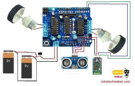 Make Your First Arduino Robot The Best Beginners Guide