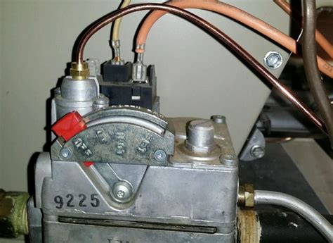 smell gas after lighting pilot pilot light is not lighting after new thermocouple