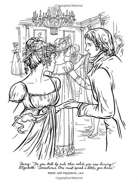 Coloring Book by Color Me A Austen Coloring
