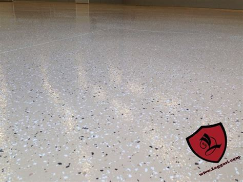 Leggari paint chip epoxy floors