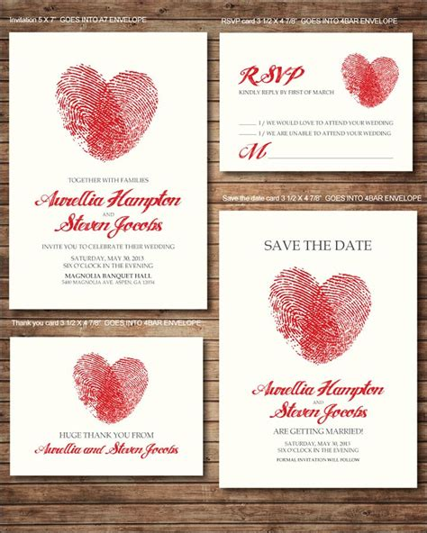 wedding invitations with hearts 10 wedding invitations sure to spread the love