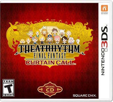 Theatrhythm Curtain Call Dlc Cia by Theatrhythm Curtain 3ds Cia