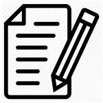 Draft Icon Document Entry Edit Seis Process