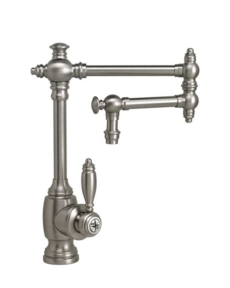 waterstone faucets towson kitchen faucet 12 quot articulated