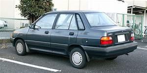 Ford Festiva 1 3 1988