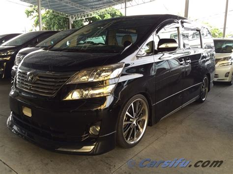 Toyota Vellfire Backgrounds by Toyota Vellfire 3 5 Vl For Sale In Klang Valley By Stephen Lim