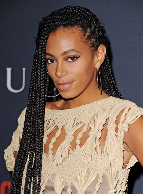celebrity box braids hairstyles   ispired