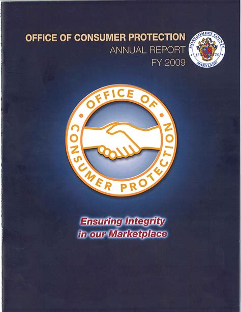 bureau of consumer affairs office of consumer protection