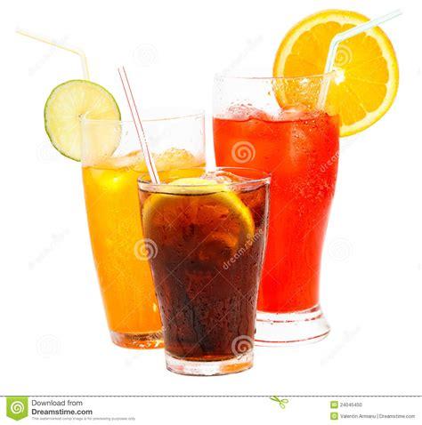 Alkoholfreie Getränke Stockfoto - Bild: 24045450