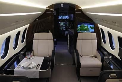 Luxury Jets Jet Falcon Interior Dassault 7x
