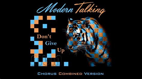 Don't Give Up Chorus Combined Version (re